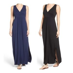 Caslon maxi dress